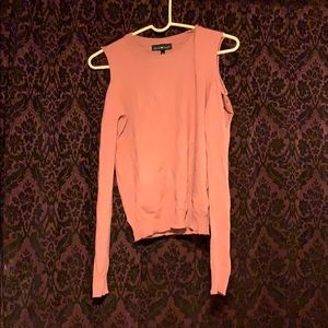 Salmon long sleeve.